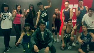 Download BODYJAM 80 Sizzler Les Mills - Fitness First Hong Kong Video