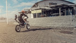 Download Elliot Gröndahl - Stuntrider inside Elmia 2017 Video