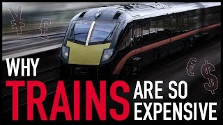 Download Why Trains are so Expensive Video