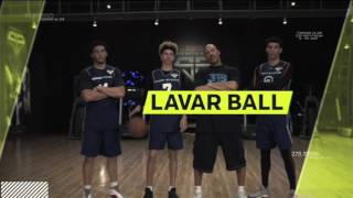 Download Lonzo Ball can pass a basketball through a moving SUV.. Video