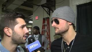 Download Eric Church talks sunglasses inside & Blake Shelton beef Video