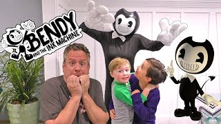 Download Bendy and the Ink Machine Extreme Hide and Seek Video