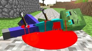 Download Zombie Life 2 - Craftronix Minecraft Animation Video