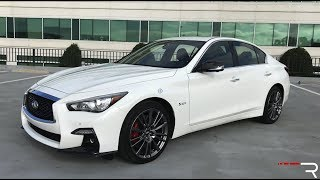 Download 2018 Infiniti Q50 Red Sport AWD – Redline: Review Video