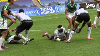 Download Seven of the best TRIES from RWC Sevens! Video