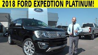 Download 2018 Ford Expedition Platinum Exterior & Interior Walkaround Video