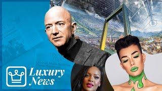 Download Billionaires in Space, FENTY, James Charles, Bentley Tank, Expensive Painting & More Video