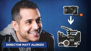 Download Make a DSLR Look Like a RED camera w/ Director Matt Alonzo Video