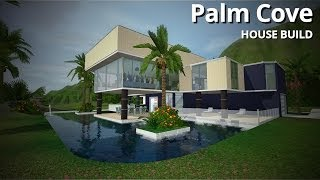 The Sims 3, House building - Modern green Free Download