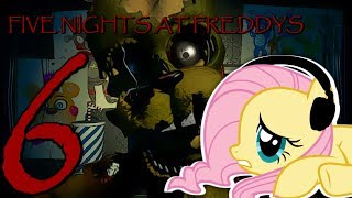 Download Fluttershy plays Five Nights at Freddy's 6 🍉 | Part 2 Video