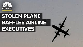 Download 'Incredible Maneuvers' By Employee Who Stole Plane Baffles Employer Video