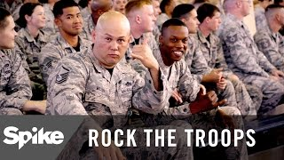 Download Roast The Troops with Jeff Ross - Rock The Troops Video