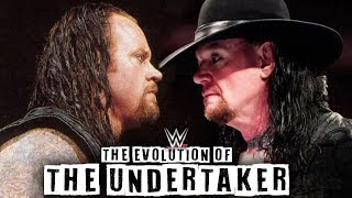 Download The Evolution of The Undertaker! - WWF/WWE (1990-2019) Video