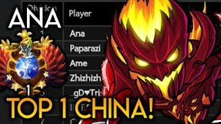Download Ana TOP 1 China plays Shadow Fiend Boss Ranked Scepter Build Dota 2 Video