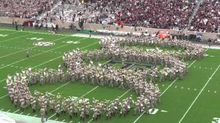 Download Fightin' Texas Aggie Band Halftime Show - South Carolina Game at Kyle Field on October 31, 2015 Video