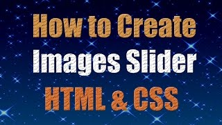 Download How to create Image Slider using html and css Video