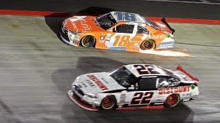 Download Kyle Busch Vs. Brad Keselowski Video