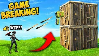 Download SHOOT RPG'S THROUGH WALLS! - Fortnite Funny Fails and WTF Moments! #353 Video