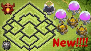 Download Clash Of Clans - Townhall 8 Loot Proctive Base - Th8 Trophy Base - Anti Hog,Anti Gaint,Anti Golem Video