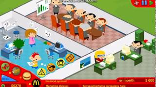 Download McDonald's Videogame . Have 100000$. (Tutorial) Video