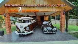 Download Ada satu je unit VW Safari 23 Window Double Door 1961 dalam Malaysia Video