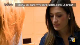 Download Elena, 33 anni, vive bene senza andare al supermercato Video