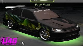 NFS: Underground 2 - All Unlocked Stock Cars Free Download