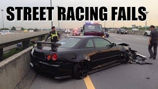 Download Worst Street Racing Fails Caught On Camera! Video