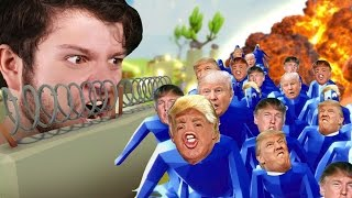 Download LAST ONE TO SURVIVE THE ORGY WINS   Totally Accurate Battle Simulator (Funny Moments) Video