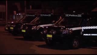 Download Bikie raids across the Hunter Video