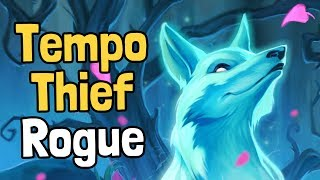 Download Tempo Thief Rogue by Dog - Deck Spotlight - Hearthstone Video