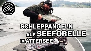 Download Schleppen auf Seeforelle 🎣❤️ am Attersee #strklvrs Video