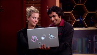 Download The Big Bang Theory - Welcome to the Raj Mahal Video