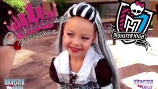 Download Monster High Video from the Creative Princess Girls Video