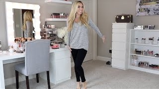 Download Nordstrom Try-On Fashion Haul! Winter Casual Video