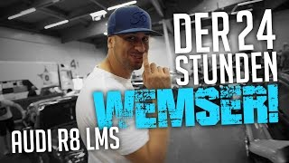 Download JP Performance - Der 24 Stunden Wemser! | Audi R8 LMS Video