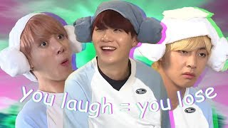 Download BTS - Try not to Laugh Challenge (Hard) Video
