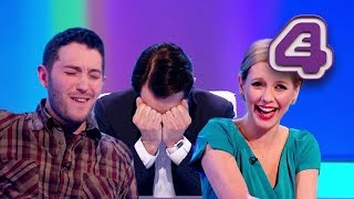 Download Rachel Riley's Compliment For Jon Richardson COMPLETLEY BACKFIRES! | Jon Best S13 | 8 Out of 10 Cats Video