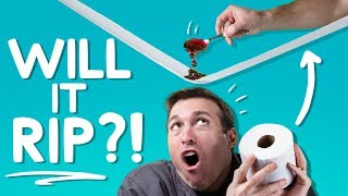 Download Is Cheap Toilet Paper Just As Good? Video