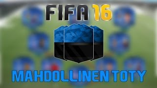 Download FIFA 16 | Mahdollinen Team Of The Year Video