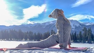 Download Yoga for Weight Loss ♥ Amazing Fat Burning Yoga Workout Video