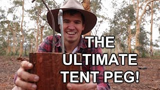 Download Never Bend Tent Pegs Again! - The Ultimate Tent Peg Video