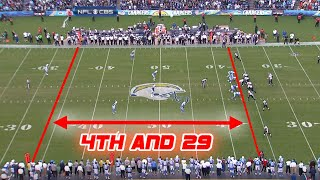 Download Longest 4th Down Conversions in NFL History (17+ yards) Video