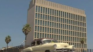 Download Exclusive look inside U.S. Embassy in Havana Video