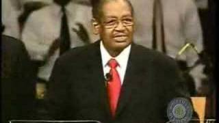 Download Bishop G. E. Patterson - At The Name Jesus Video