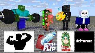 Download Monster School : SEASON 3 ALL EPISODE - Minecraft Animation Video