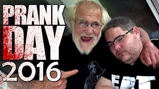 Download PRANK DAY 2016! Video