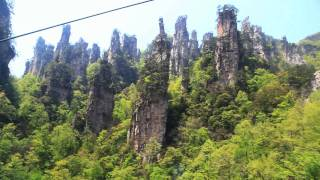 Download BEST OF CHINA !!! Zhangjiajie National Park & Tianmen Mountains Video