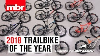 Download Trail Bike of the Year 2018 | Overall Winners | Mountain Bike Rider Video