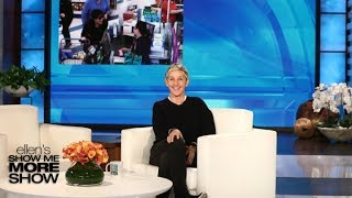 Download Ellen in Kris Jenner's Ear Video